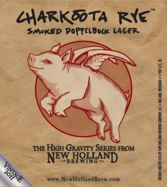 Charkoota Rye New Holland
